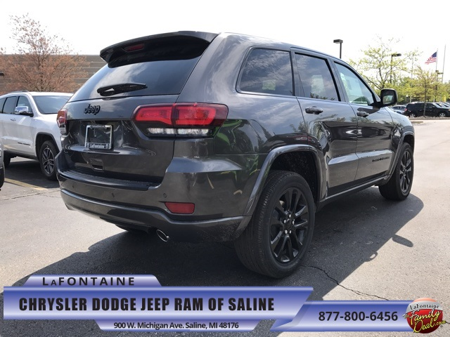 new 2017 jeep grand cherokee altitude sport utility in saline 17s1580 lafontaine chrysler. Black Bedroom Furniture Sets. Home Design Ideas