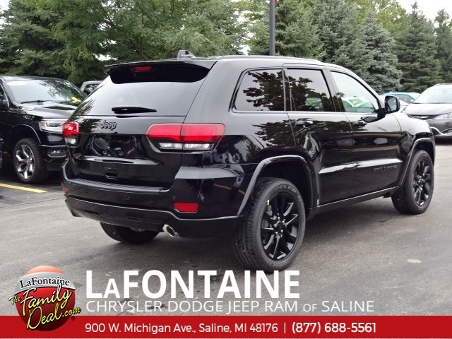 New 2019 Jeep Grand Cherokee Altitude Sport Utility In Saline