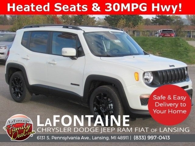 New 2020 JEEP Renegade Latitude