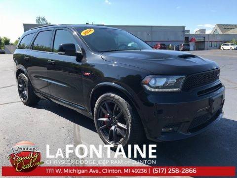 Certified Pre-Owned 2018 Dodge Durango SRT